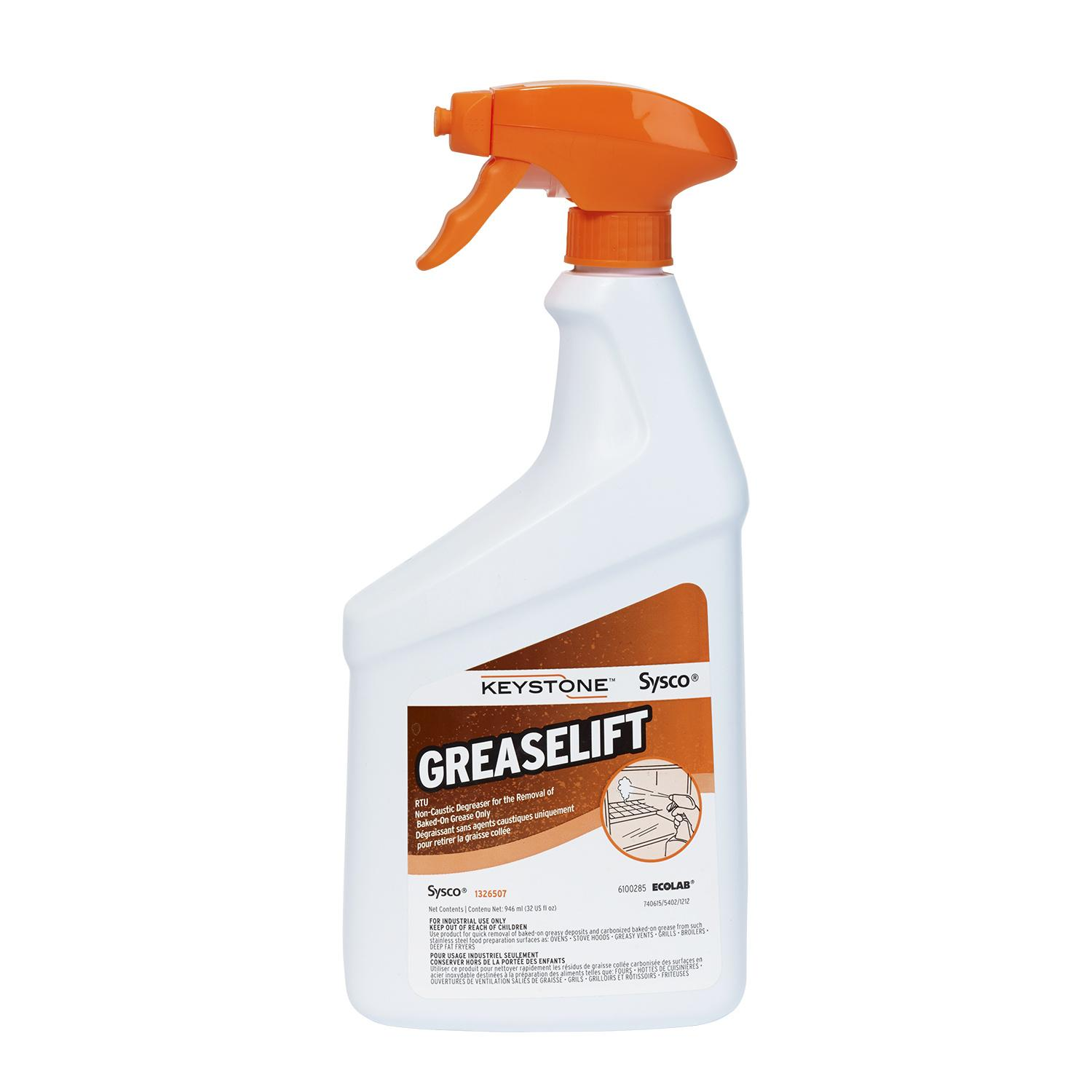 image of Cleaner Degreaser Greaselift Ready-To-Use