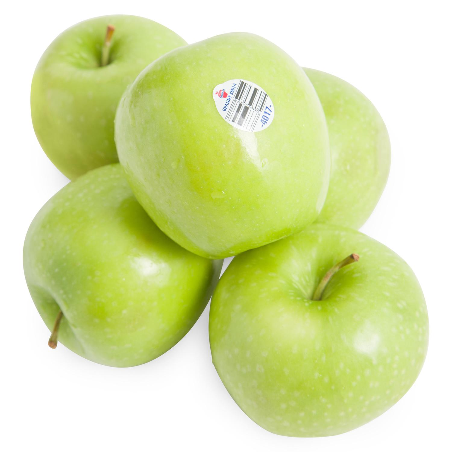 image of 1 Sysco Imperial Granny Smith Apple, Finely Diced