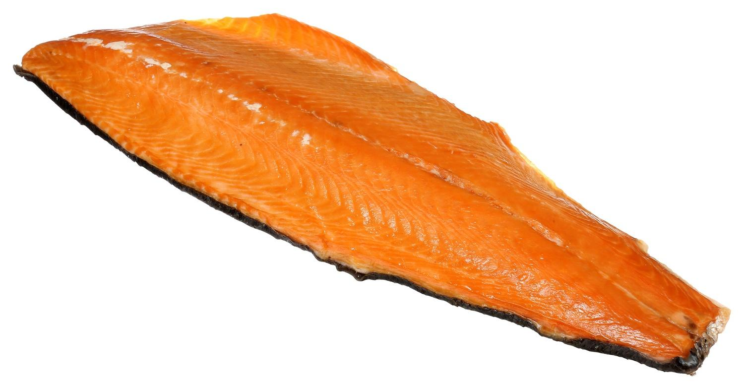 image of Hot Smoked Salmon