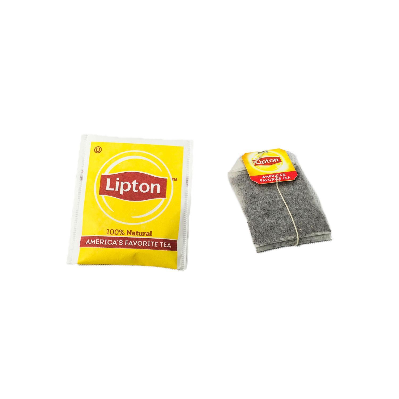 image of Tea Hot Bag Black Envelope