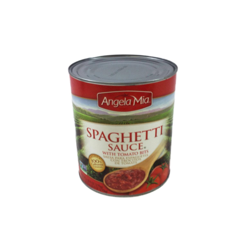 image of Sauce Spaghetti Tomato Bit California