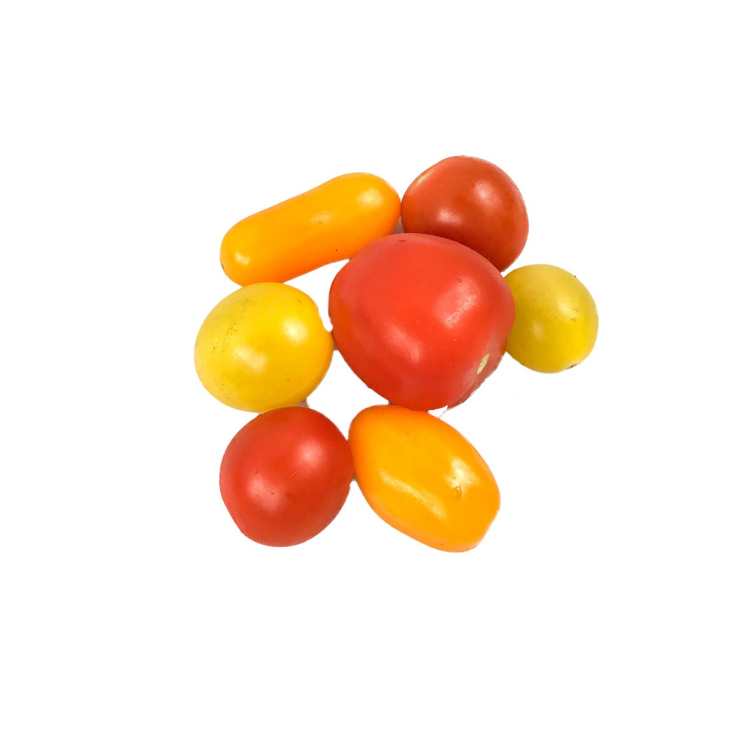 image of Chopped Heirloom Tomatoes
