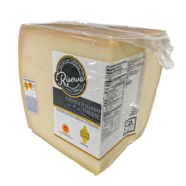 image of Cheese Parmesan Grana Padano 1/4 Dop