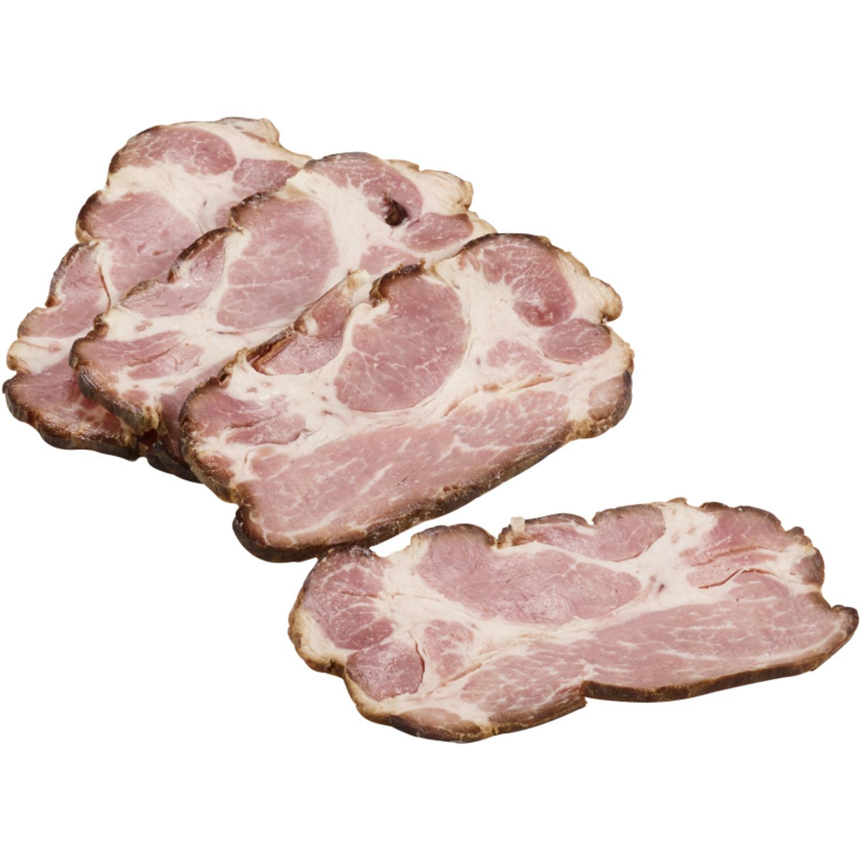 image of Bacon Sliced Shoulder Pecan Wood