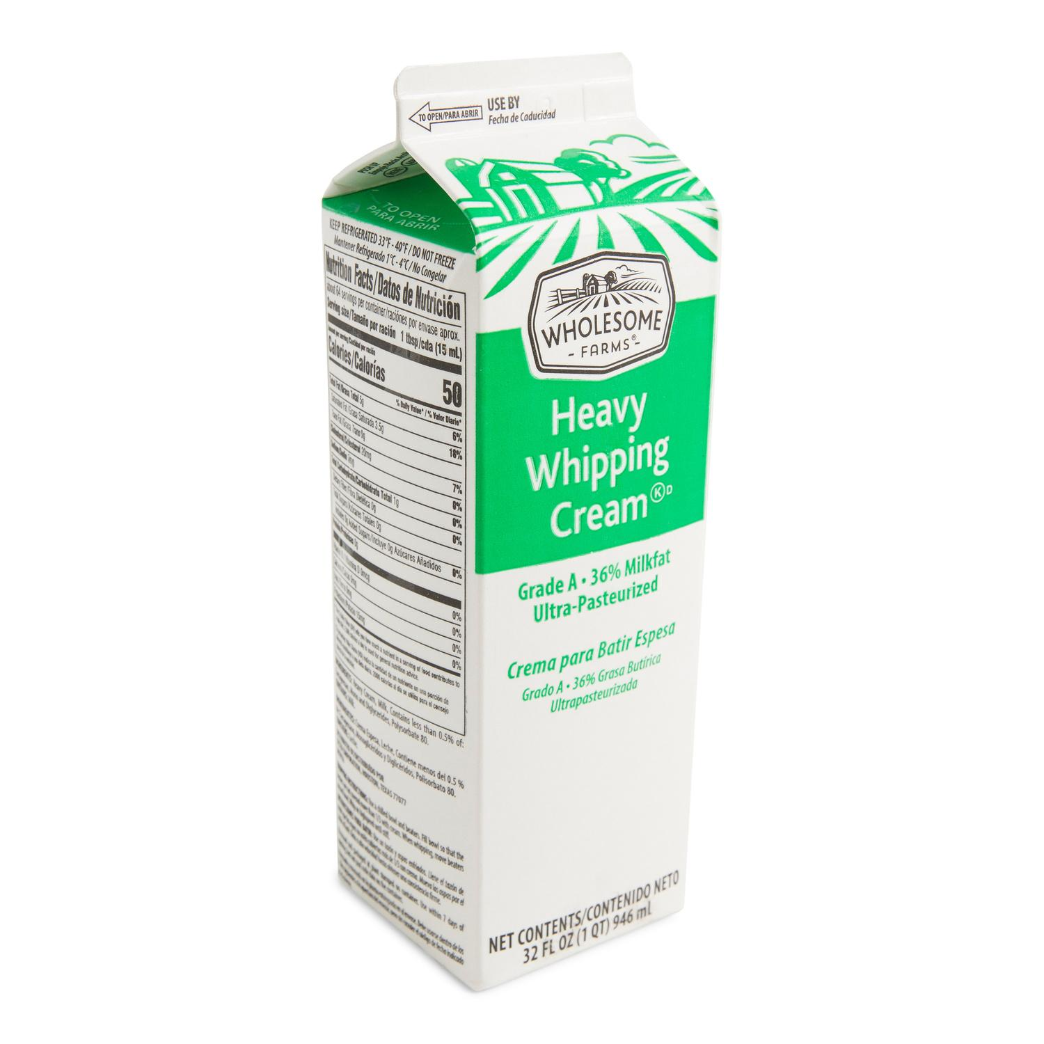 image of Cream Heavy Whipping 36% Extended Shelf Life