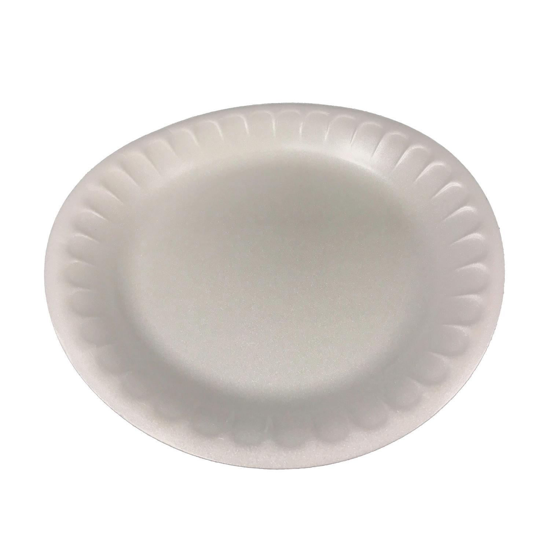 image of Plate Foam Unlaminated White 9