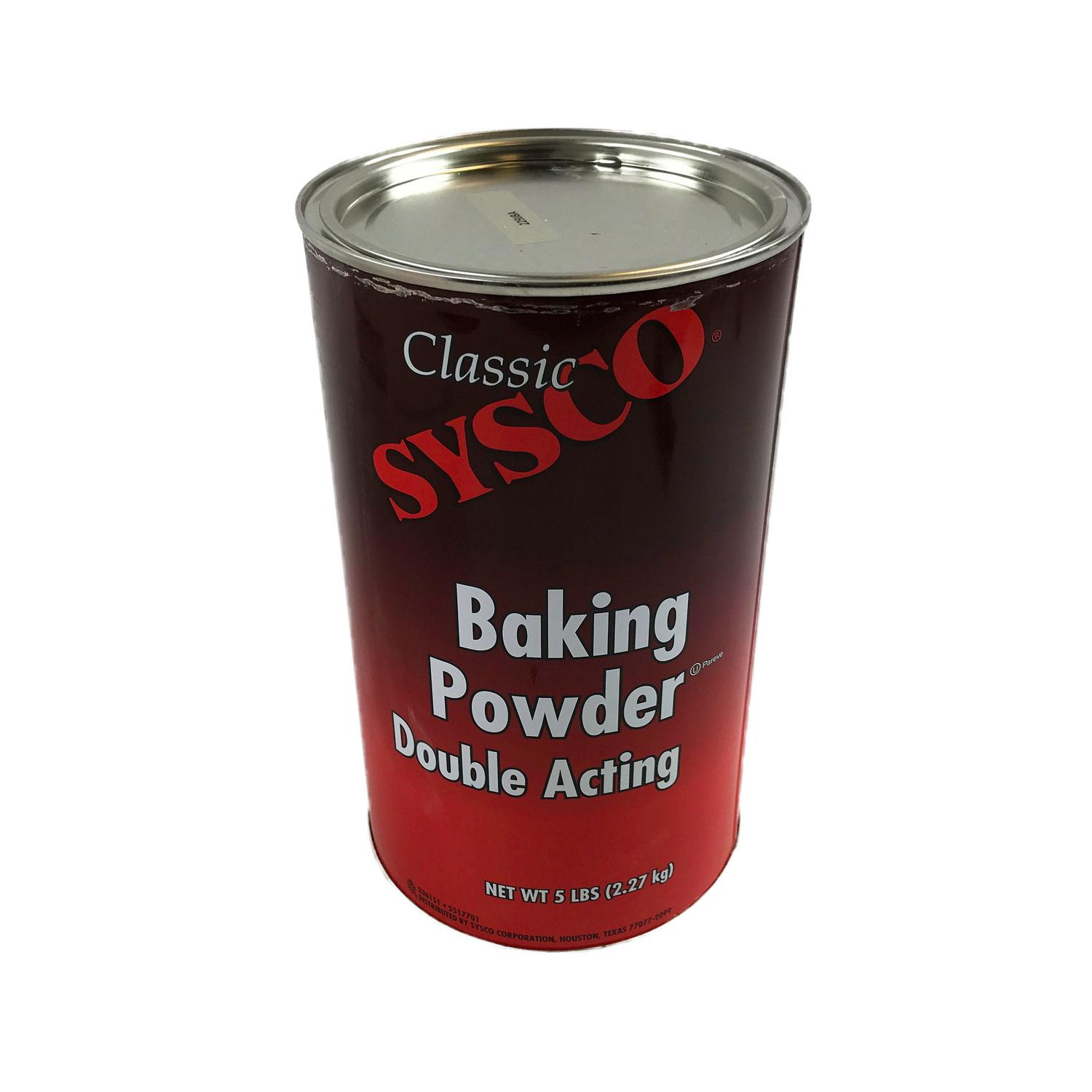 image of Sysco Classic Baking Powder