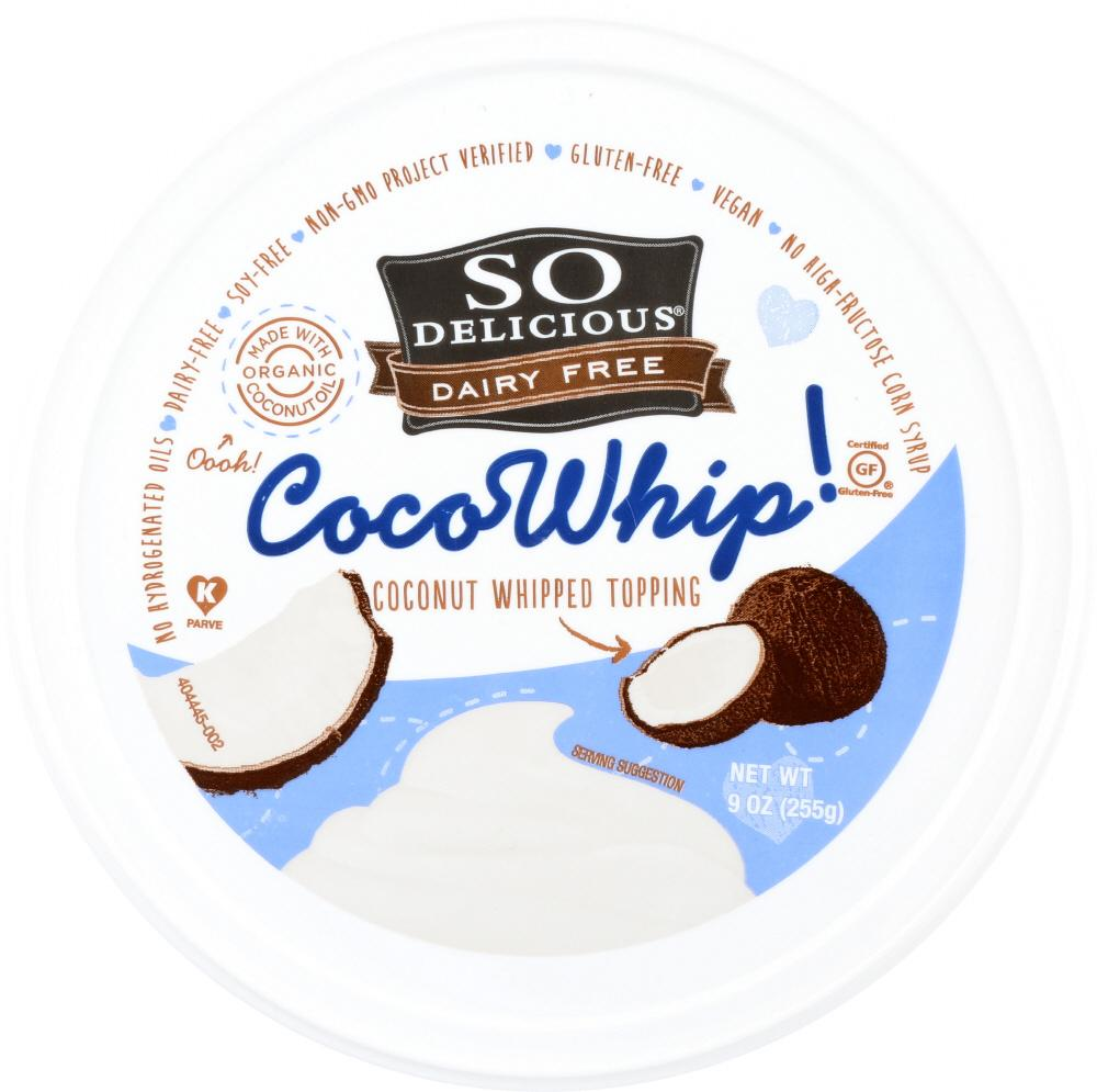 image of Coconut Whip Topping