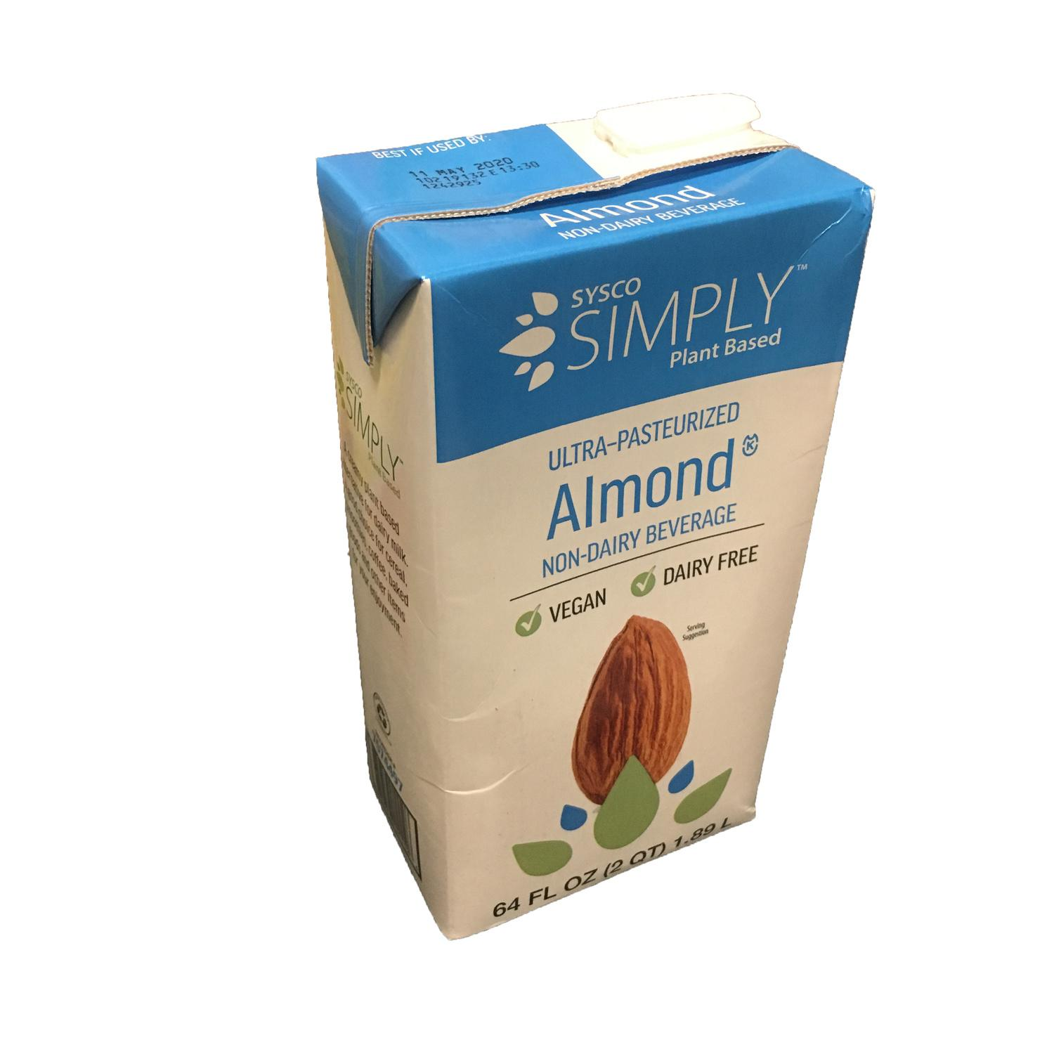 Image of Non-Dairy Unsweet Almond Beverage