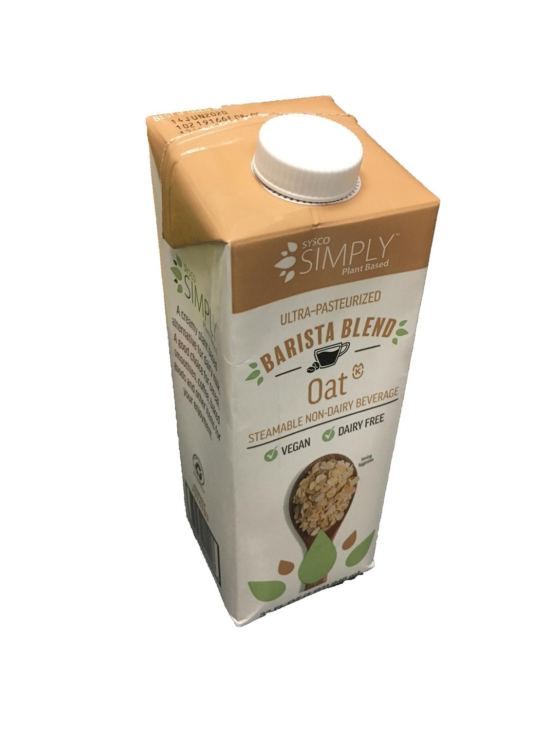 Image of Non-Dairy Oat Beverage