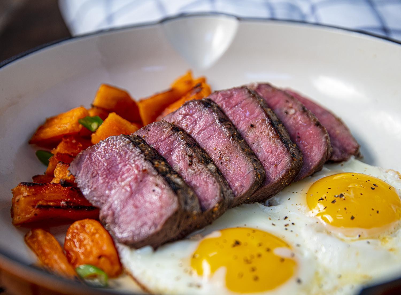 Image of Sous Vide Sirloin Steak