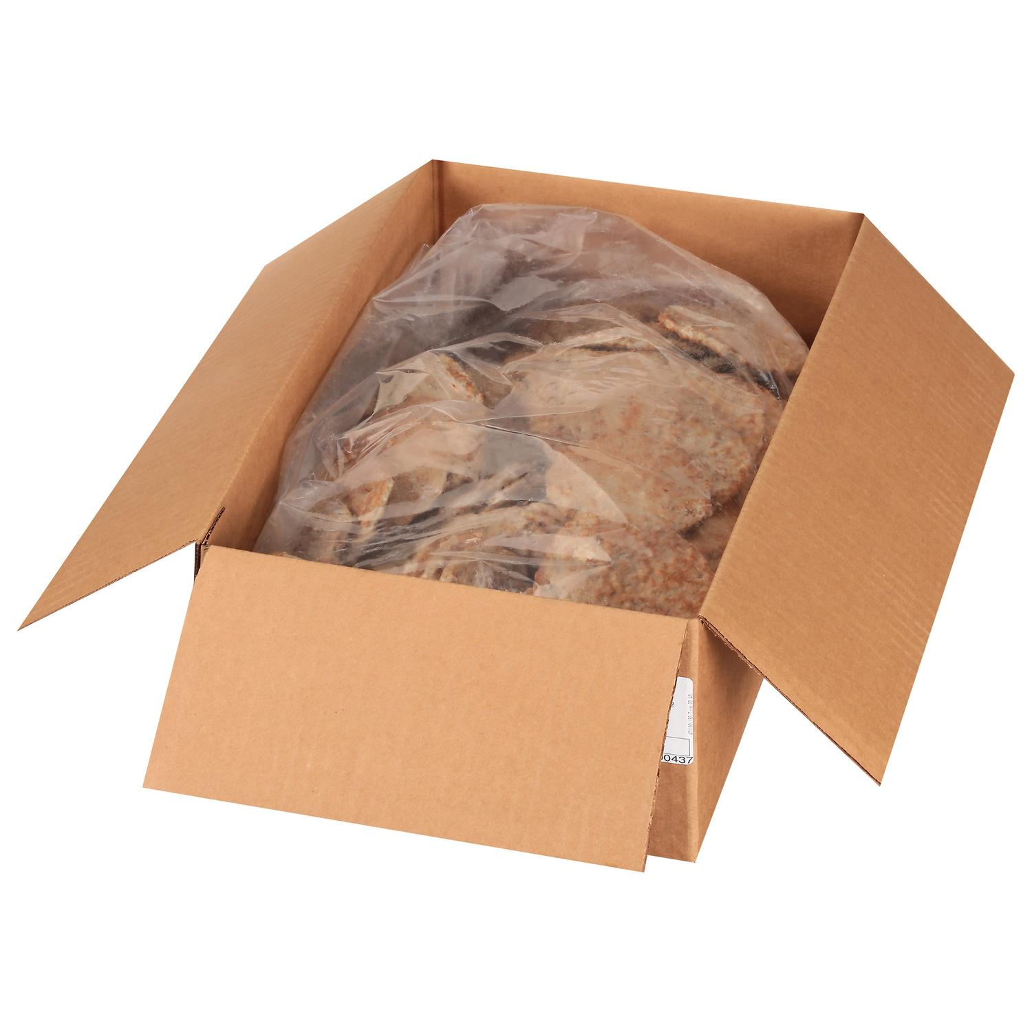 image of Sausage Pork Patty Cooked 1.5 oz