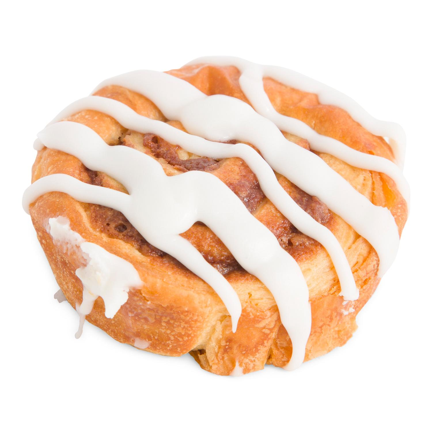 image of Roll Cinnamon Express Start Zero-Trans-Fat