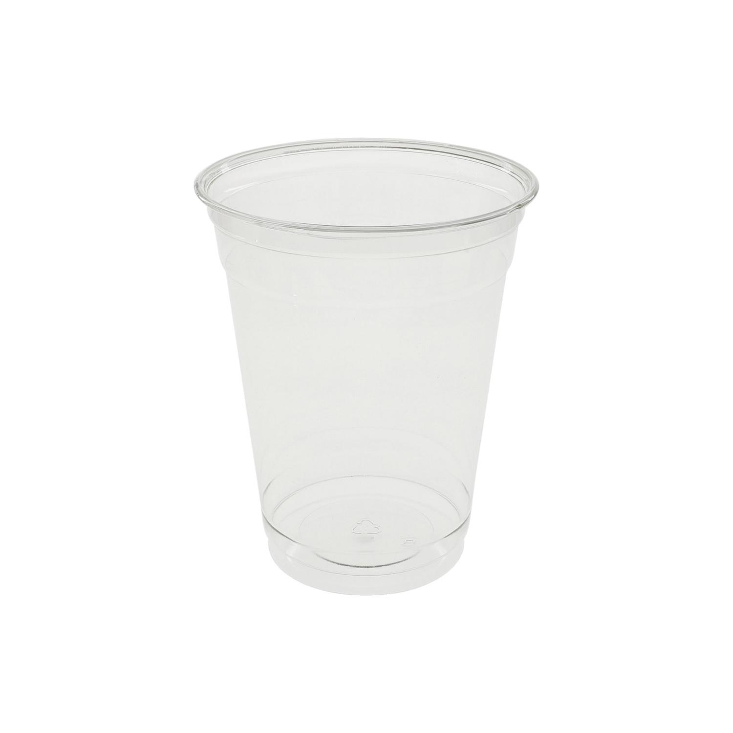 image of Cup Pet Plastic Clear 16 Ounce