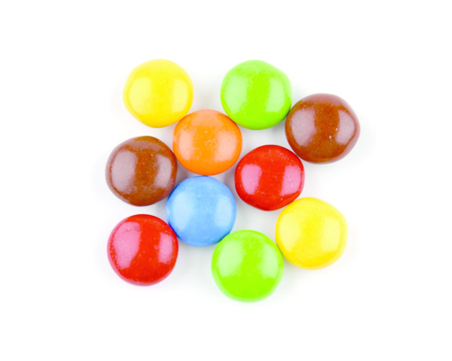 image of Candy Coated Chocolate Pieces