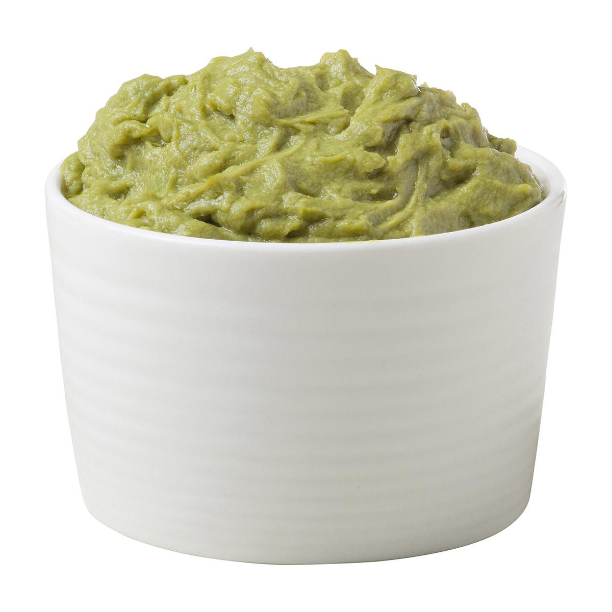 image of Avocado Hass Fresh Chunk Pulp Packaged Tray