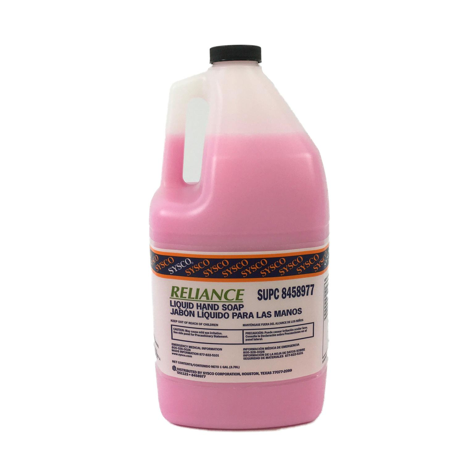 image of Soap Hand Liquid Pink Ready-To-Use